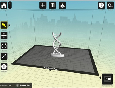 Double Helix STL